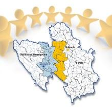 Teritorija obuhvaćena Programom